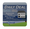 Seek It Local Daily Deal Promo