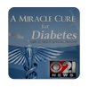 A Miracle Cure For Diabetes Print AD