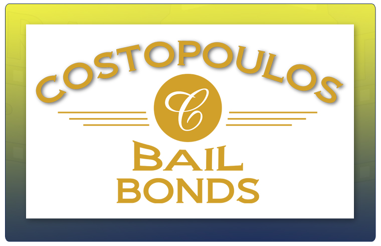 Costopoulos Bail Bond's Logo Re-make
