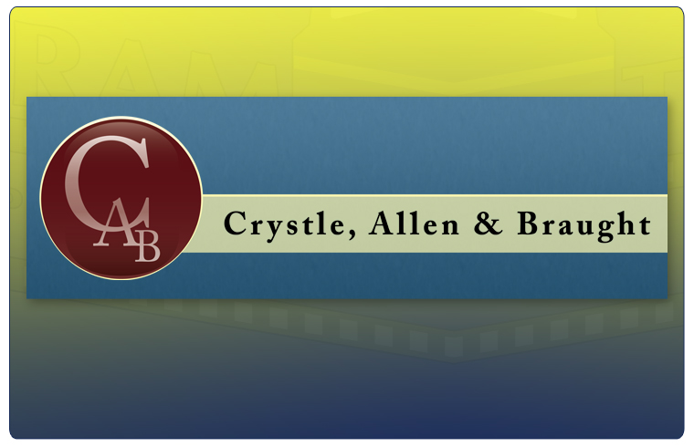 Crystle Allen & Braught's Logo Re-make