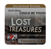 Lost Treasures Print AD