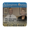 Arlington Optical Web Graphic