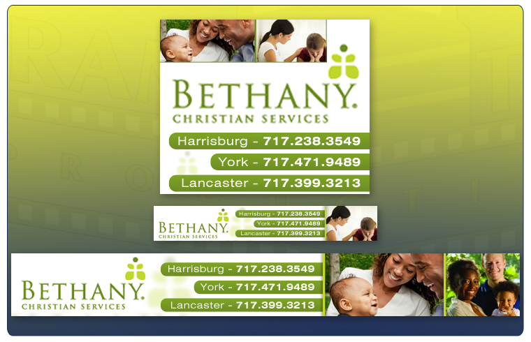 Bethany Christian's Web Graphic