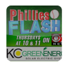 Phillies Flash KC Green Energy Web Graphics